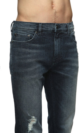 Mens Jeans 5 Grafton Blue