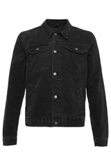 Mens Jean Jacket 33 Grove Black