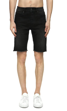 Mens Jean Shorts 31 Synder Black