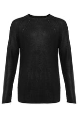 Mens Sweater 79 Black