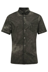 Mens Shirt 12 Faded Black