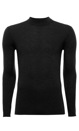 Mens Sweater 84 Black