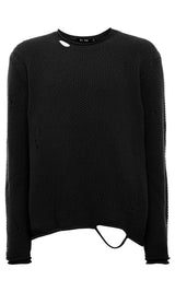 Mens Sweater 96 Black
