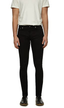 Mens Jeans 25 Furman Black