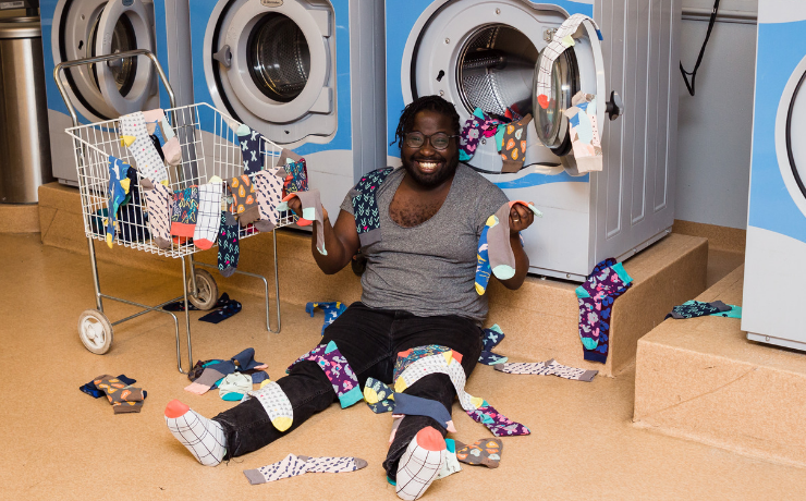 Image: Laundry and Kind Socks