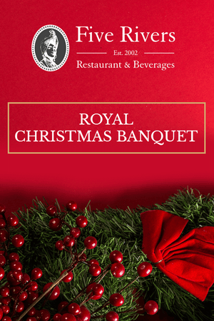 Royal Christmas Banquet