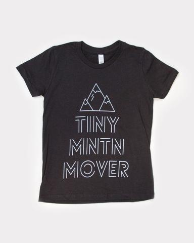 Youth Tiny Mountain Mover T-Shirt
