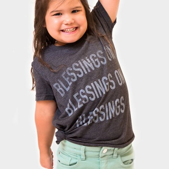 Blessings on Blessings TODDLER