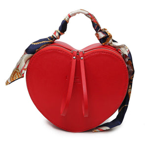 Heart Shaped Luxury Handbags