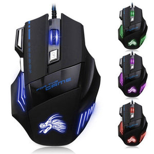 Pro Gamer Optical Mouse