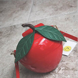 Apple Shoulder Bag