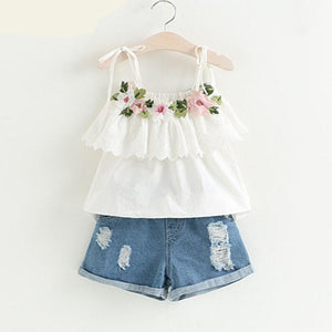 Little Girls Summer Fashion