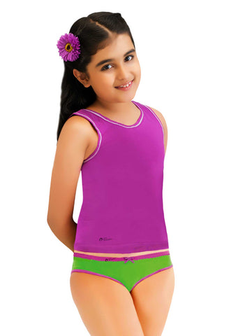 Little Strawberry Tank Top for Girls - LS04