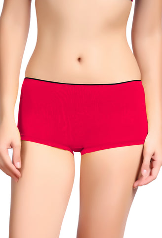 Strawberry Lenceria Boy Shorts