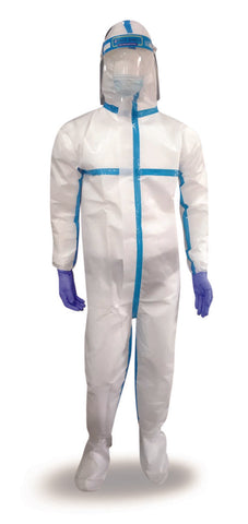 SCUDO Coverall Gown