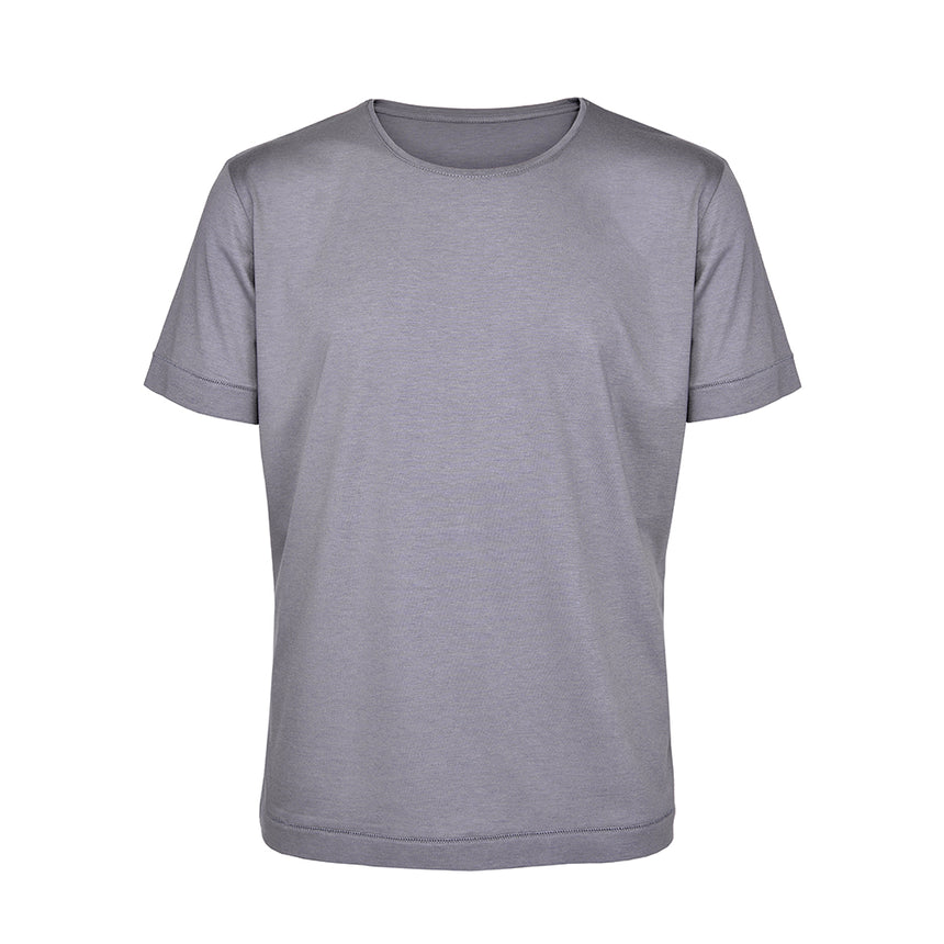 HOPE GREY CASHMERE T-SHIRT