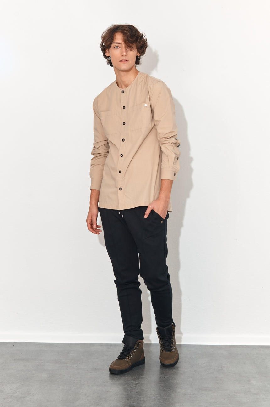 FOGGY BEIGE SHIRT