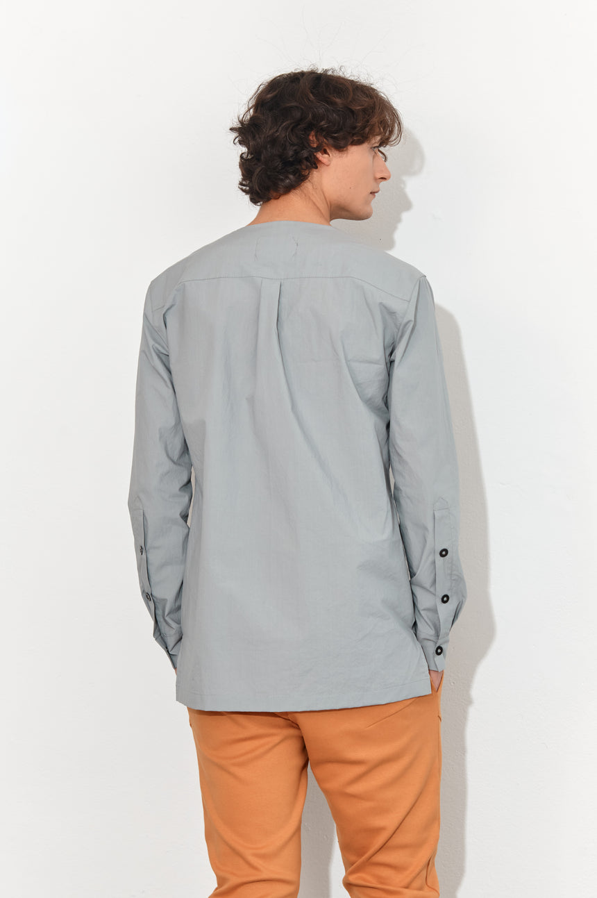 STEEL GREY SHIRT