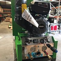 Chem Tex Panther Truck Mount 14 Hp Cleaning