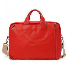 Laptop Bag In Red