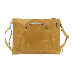 Vienna - Medium Boho Style Messenger Bag