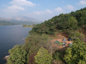 Kayaking and Camping at Kerekaadu