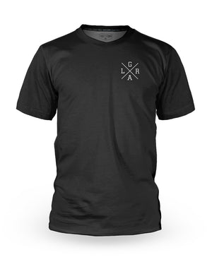 Enduro Jersey- Black(Short)