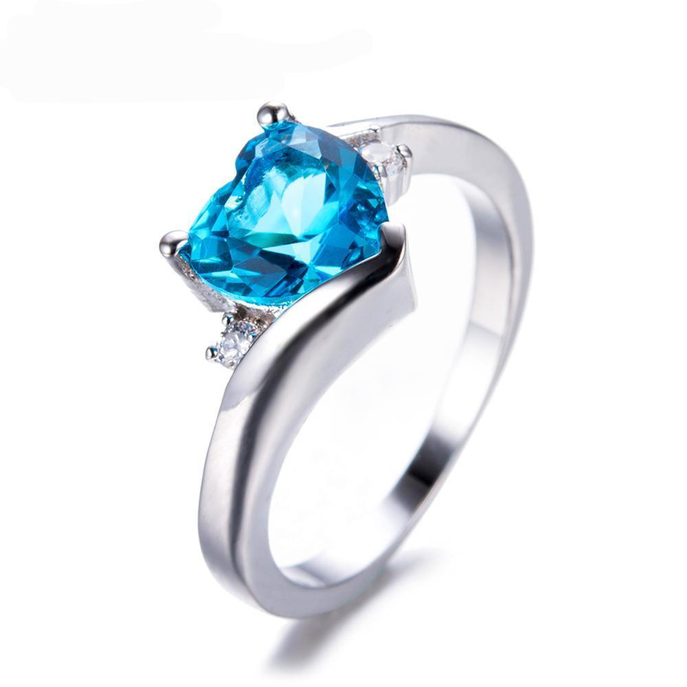 birthstone westdale march rings ring jewellers aquamarine