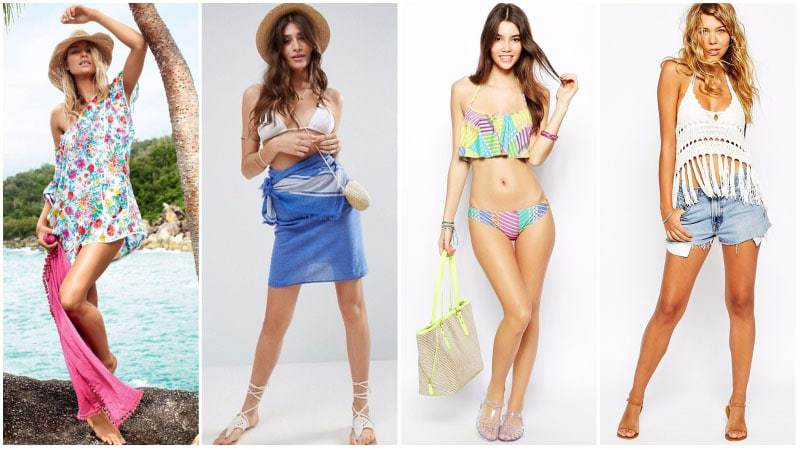 10 STYLISH BEACH OUTFIT IDEAS FOR SUMMER
