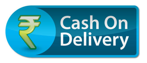 Cash On Delivery Available in India