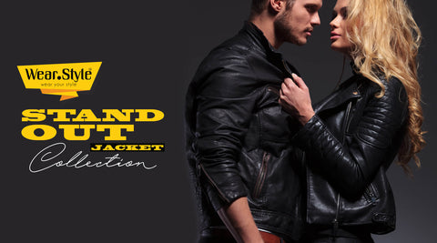 Stand Out Jackets Collection