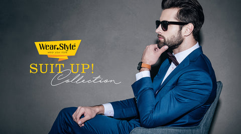 SUIT UP International Suits and Blazer Collection