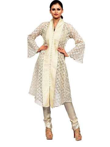 Churidar Suit By Sridevi Gogga