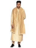 Golden Long Sherwani By Arshi Jamal