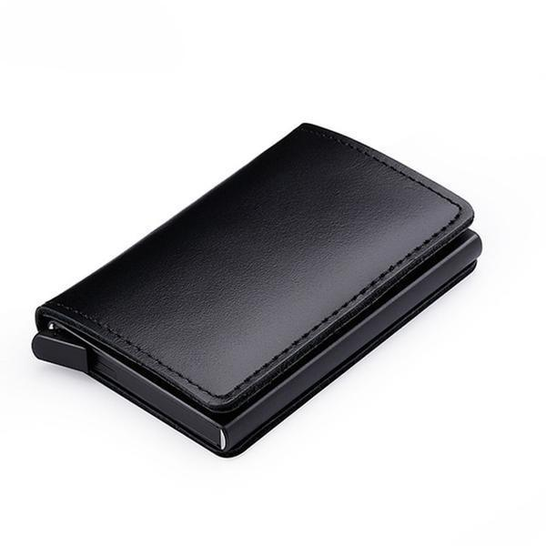 Casekey Genuine Leather RFID Blocking Purse Wallet