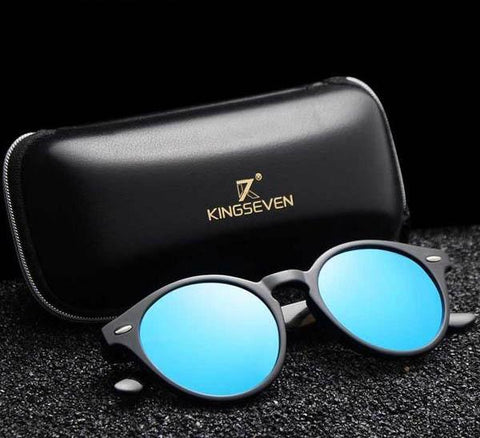 UV400 Photochromic Gradient Polarized Sunglasses