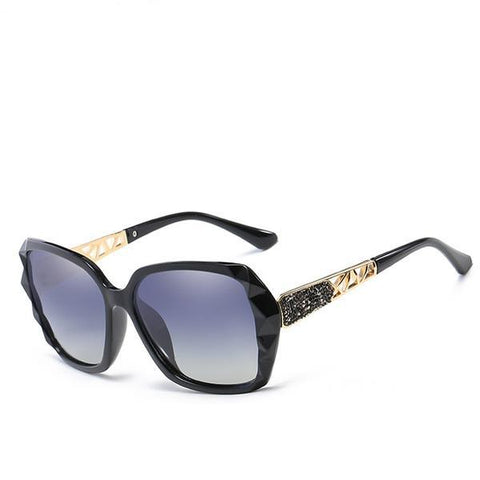 Designer Butterfly Gradient Points Sunglasses