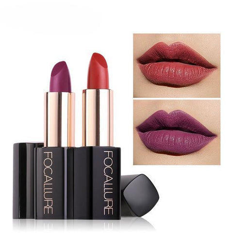 20 Colors Nutritious Easy to Wear Waterproof Long Lasting Makeup Lacquer Moisturizer Lipstick