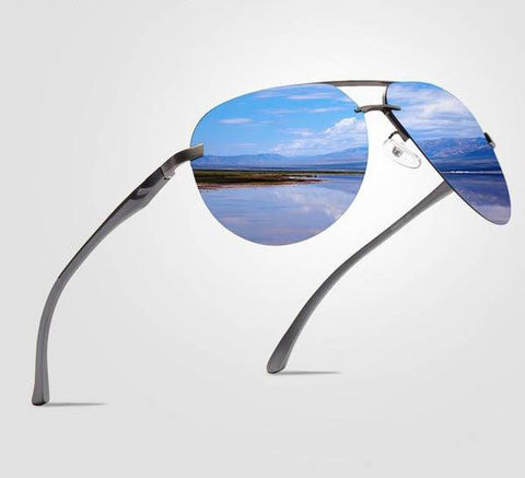 Polarized Driving Mirror UV400 Sunglasses