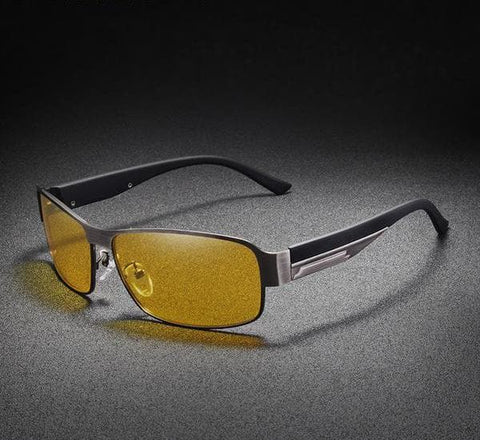 Night Vision Polarized Driving Anti-Glare Sunglasses