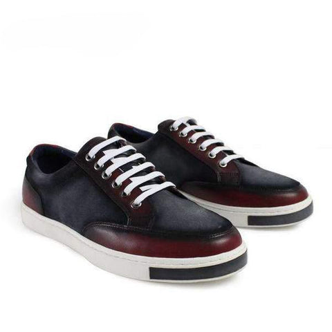 Comfortable lace up shoes