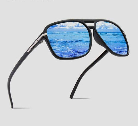 HD Polarized Aluminum Big Size Sunglasses