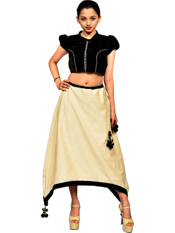 Crop Top  Designer By Sridevi Gogga