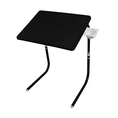 Foldable and Adjustable Multi Purpose Utility Table for Laptop, Dinner, Study