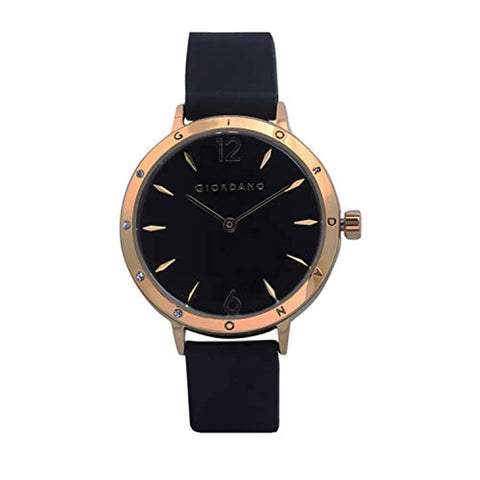 Black Dial Women's Watch
