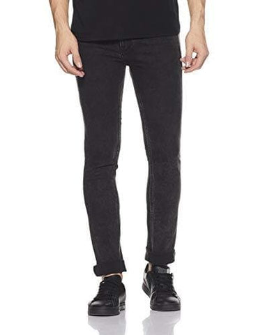 Pepe Zip Fly Skinny Fit Jeans