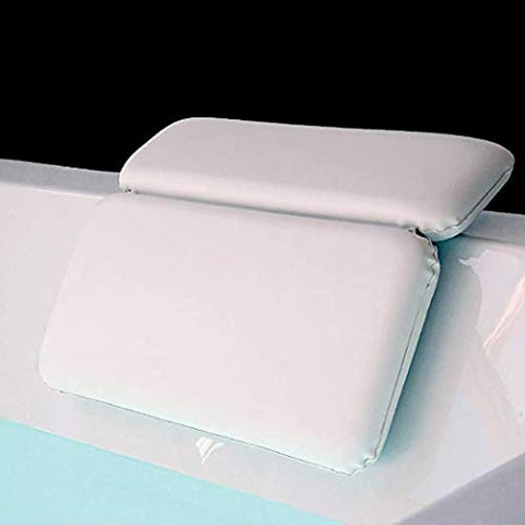 Non Slip Shoulder & Neck Support Spa Bath Tub Pillow