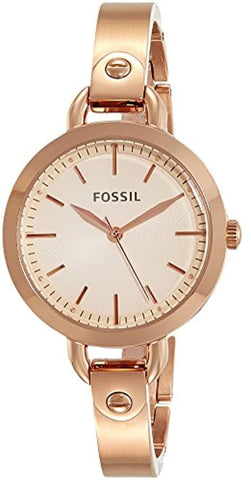 Analog Rose Gold Dial Women's Watch