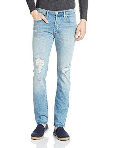 Levi's Button Fly Skinny Fit Jeans