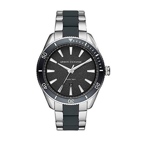 Analog Black Dial Men's Watch